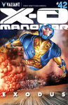 X-O Manowar Vol 3 42