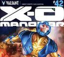 X-O Manowar Vol 3 42
