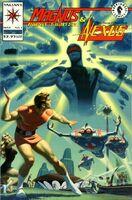 Magnus Robot Fighter Nexus Vol 1 1