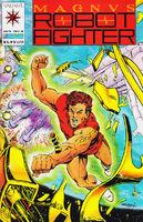 Magnus Robot Fighter Vol 1 8