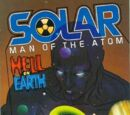 Solar, Man of the Atom: Hell on Earth Vol 1 1