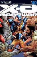 X-O Manowar Vol 3 40