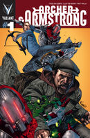 Archer and Armstrong Vol 2 1