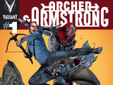 Archer & Armstrong Vol 2 1