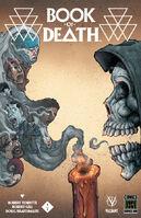 Book of Death Vol 1 1 Lee Passalaqua Variant
