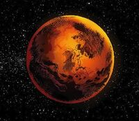 HR 001 Mars