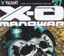 X-O Manowar Vol 3 27