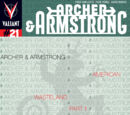 Archer & Armstrong Vol 2 21
