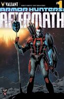 Armor Hunters Aftermath Vol 1 1 Peeples Variant