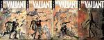 THE-VALIANT 001-004 VARIANTS LEMIREKINDT