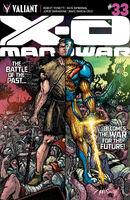 X-O Manowar Vol 3 33 Lee Variant