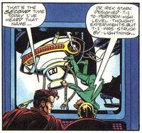 T-1 and Irek Stark Magnus-Robot-Fighter-v1-0 001