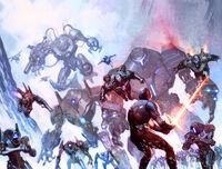 X-O Manowar Vol 3 34 Molina Variant Textless