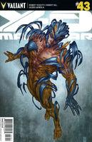 X-O Manowar Vol 3 43 Choi Variant