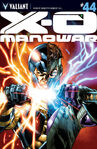 X-O Manowar Vol 3 44
