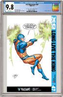 X-O Manowar Vol 3 47 Henry Variant