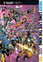 X-O Manowar Vol 3 50