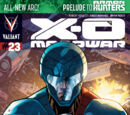 X-O Manowar Vol 3 23