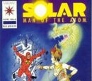 Solar, Man of the Atom Vol 1 8