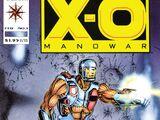 X-O Manowar Vol 1 1
