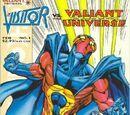 The Visitor vs. The Valiant Universe Vol 1 1