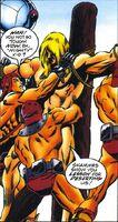 X-O Manowar Vol 1 35 007 Skammrs