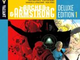 Archer & Armstrong Deluxe Edition Book 1 (HC)