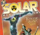 Solar, Man of the Atom: Hell on Earth Vol 1 3