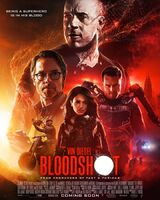 Bloodshot International Poster 2