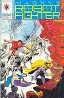 Magnus Robot Fighter Vol 1 10