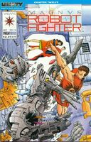 Magnus Robot Fighter Vol 1 16