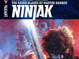 Ninjak: The Seven Blades of Master Darque (TPB)