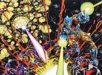 X-O Manowar Vol 1 0 Wraparound Textless