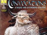 Convocations: A Magic: The Gathering Gallery Vol 1 1