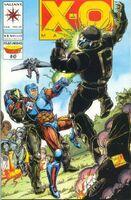 X-O Manowar Vol 1 25