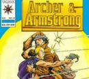 Archer & Armstrong Vol 1 0