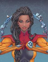LIVEWIRE 006 COVER-A ROCAFORT TEXTLESS