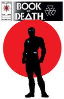 Book of Death Vol 1 1 Perez Variant