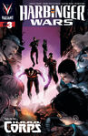 Harbinger Wars Vol 1 3
