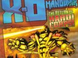 X-O Manowar Vol 2 9