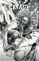 Savage Vol 1 2 Sketch Variant