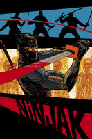 NINJAK 003 COVER-B JOHNSON TEXTLESS