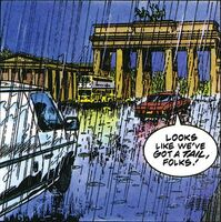 X-O Manowar Vol 1 36 003 Brandenburg Gate Berlin