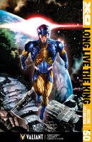 X-O Manowar Vol 3 50 Suayan Variant