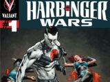 Harbinger Wars Vol 1 1