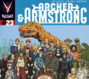 Archer & Armstrong Vol 2 23