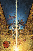 X-O Manowar Vol 3 36 Lee Variant Textless