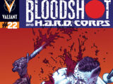 Bloodshot and H.A.R.D. Corps Vol 1 22