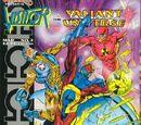 The Visitor vs. The Valiant Universe Vol 1 2