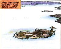 X-O Manowar Vol 1 18 010 King George Island